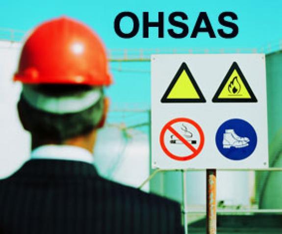 استانداردهای OHSAS 18001