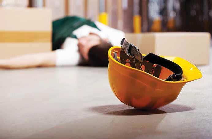 اصول ایمنی و حوادث در محیط کار