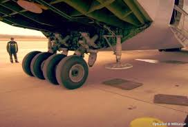 ایمنی ارابه های فرود